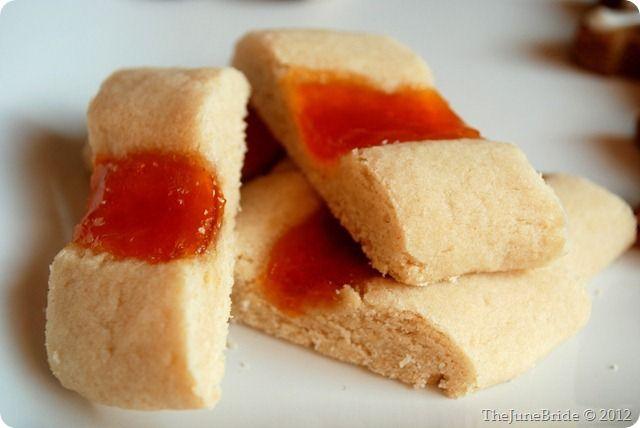 Apricot Jam Bars (aka Split-Second Cookies)