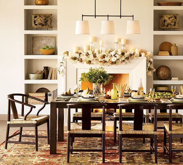Fireplace in dining room ashley 39 s house pinterest for Dining room fireplace