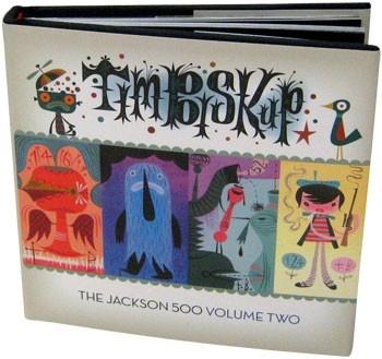 TIM BISKUP - THE JACKSON 500: VOLUME 2 #artbook