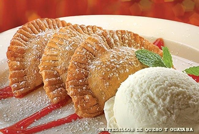 Pastelillos De Queso Y Guayaba -dessert in Puerto Rico - Voy Ahora!!