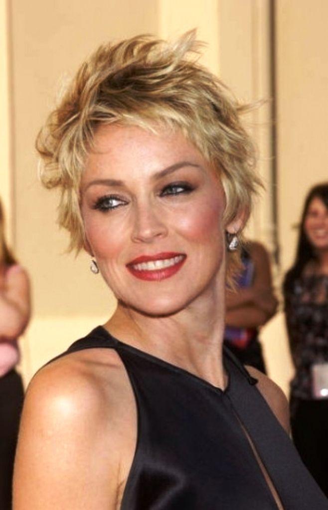 Short Hairstyles for Women Over 50   Hair   Pinterest
