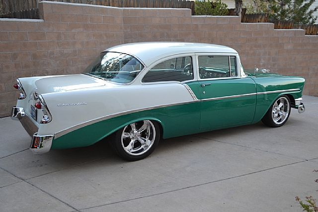56 Chevy | Cars & Racing | Pinterest