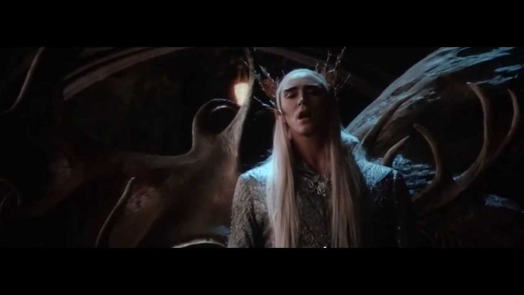 Thorin amp thranduil one king to another word pinterest