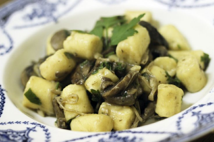 Gluten free gnocchi | Food & Cooking | Pinterest