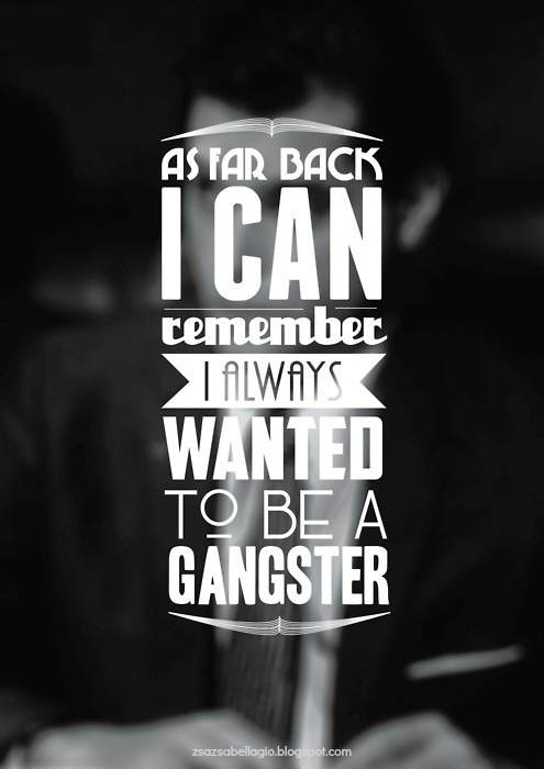 gangsta girl quotes tumblr - photo #30