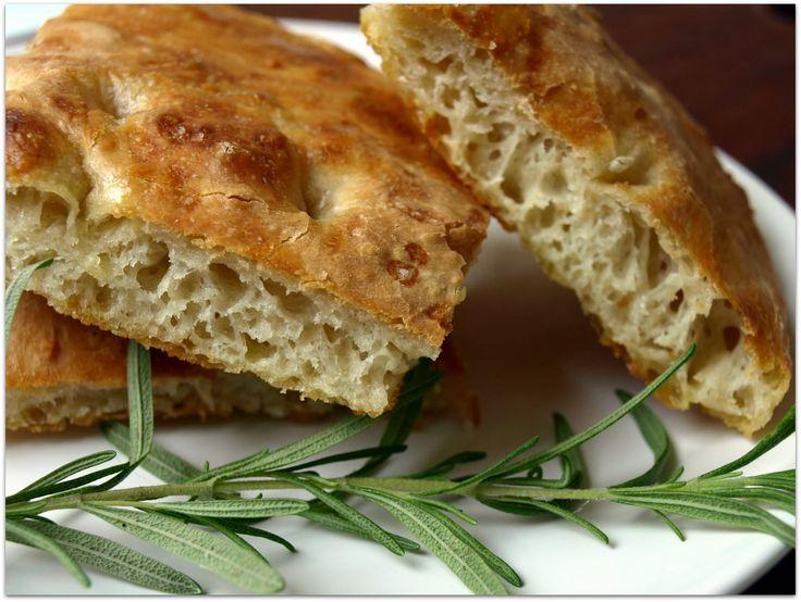 evil chef mom: focaccia bread | Warm Breads | Pinterest