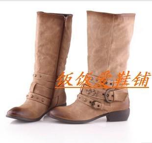... 靴女靴罗马靴骑马靴尖头梨花靴