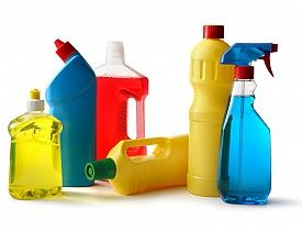 Make Your Own Housecleaning Products- Everything from window cleaner to fabric softener