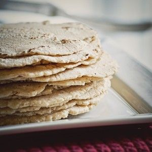 Homemade Corn Tortillas | Breads | Pinterest