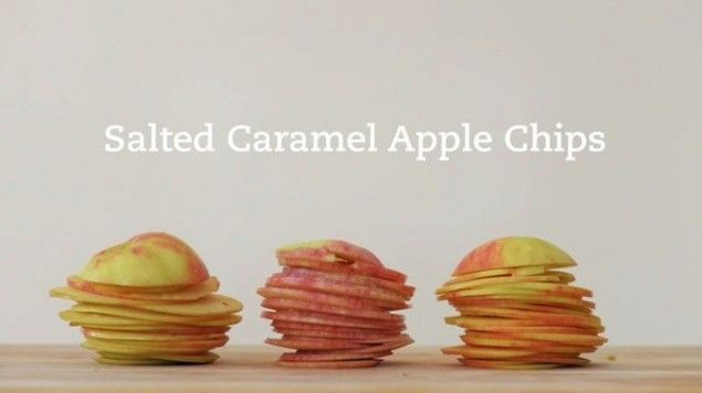 salted and other caramel apples the pioneer woman other caramel apples ...