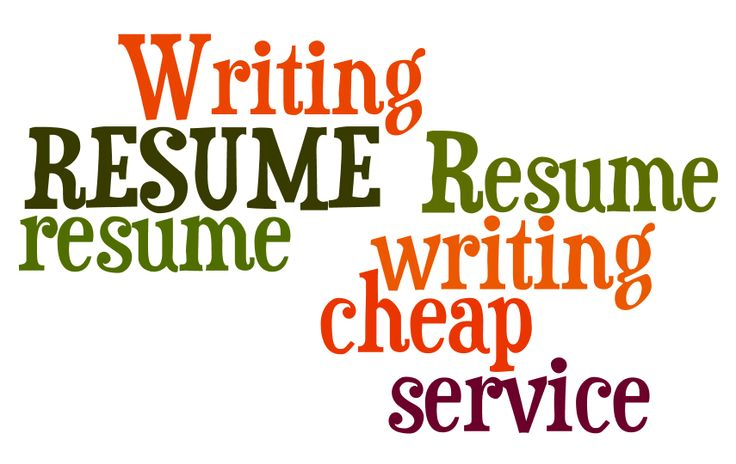 Cheap Resume Writing Services Cheap Writing Services within Cheap ...