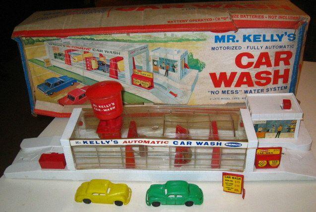 Mr. Kelly's Car Wash   Toys of old   Pinterest