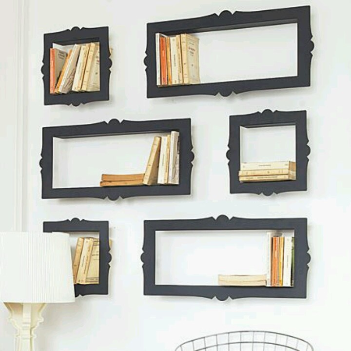 Picture Frame For Hanging Book Shelves Picture Hanging