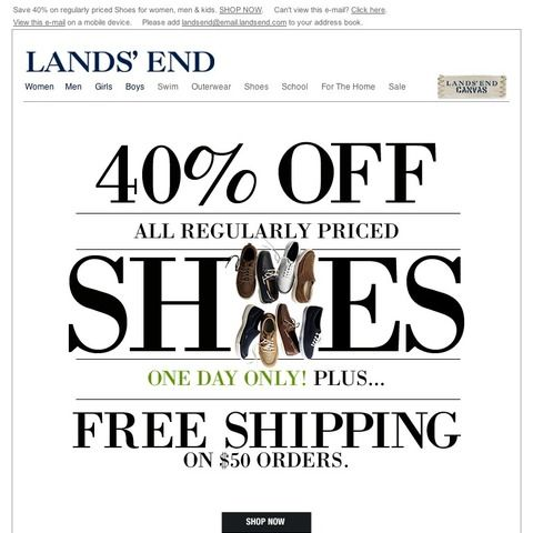 lands end father's day sale