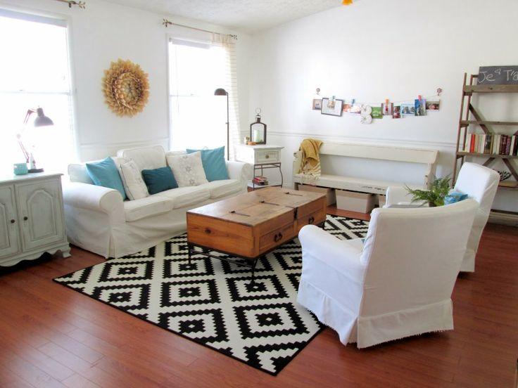 Ikea Pax Schrank Weiss Hochglanz ~ Lappljung Ruta rug, Ikea  The Ackley home  Pinterest
