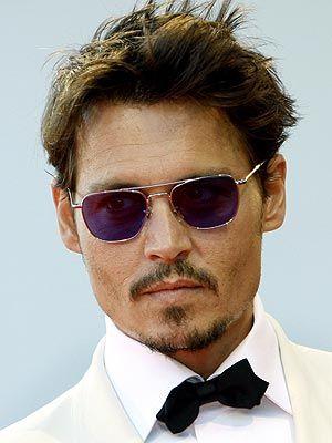 Christian Grey or Johnny Depp