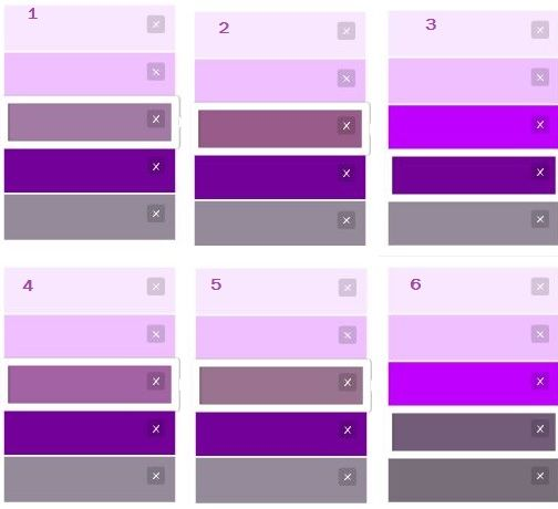 Pin by jennifer coles on wedding jr pinterest - What colors go with purple ...