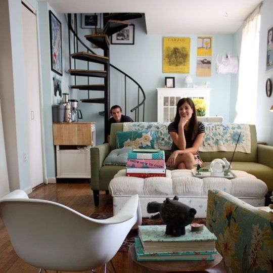 Spaces nyc style 10 homes under 600 square feet american style