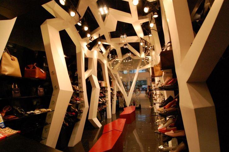 Via Venetto Store Located in Makati City, Philippines Design By Buensalido + Architects