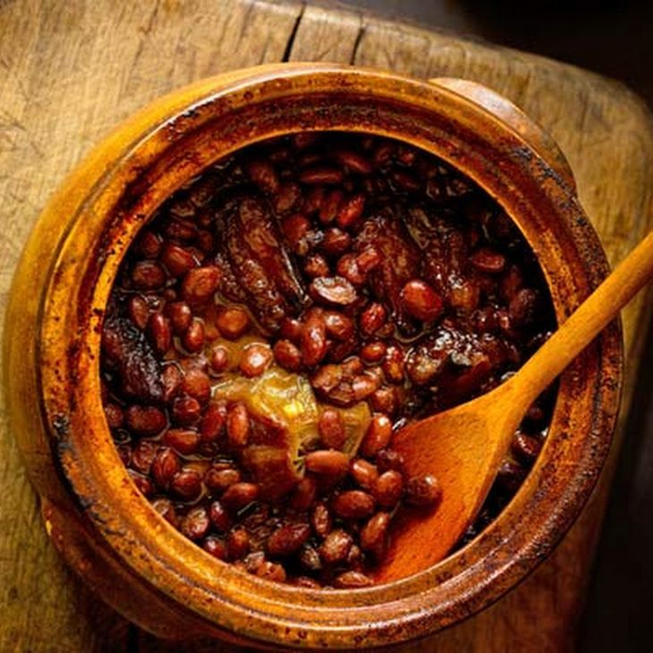 Appalachian Cider Baked Beans | Recipe
