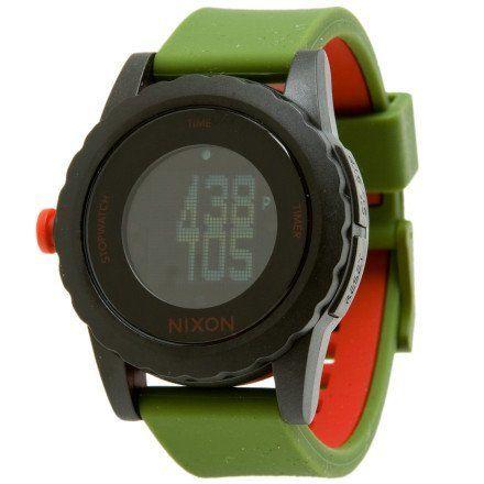 how to set a digital watch with one button