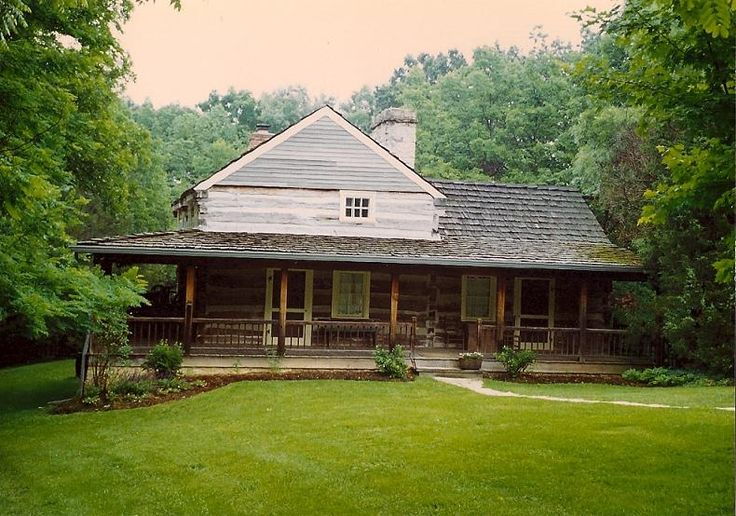 Hand hewn log cabin small cabins and chalets pinterest for Hewn log cabin kits