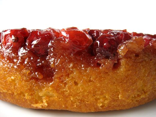Cranberry Upside-Down Cake | Sweets & Baked Goods | Pinterest