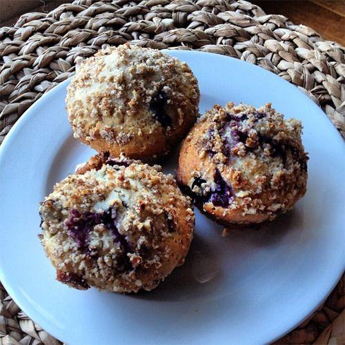 Blueberry pecan muffins   Recipes   Pinterest