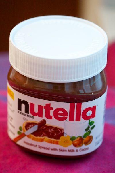 Nutella Soufflé   Big Girls Small Kitchen