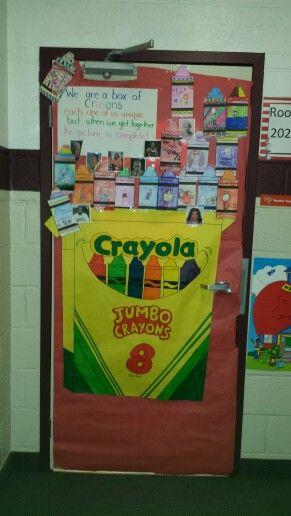 Classroom Door Decoration Ideas For Black History Month ~ Black history month door competition bulletin boards