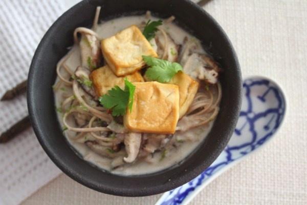 Thai Soba Noodle Bowls | Recipe