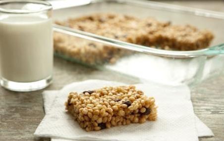 Crispy Brown Rice Treats | Recipe