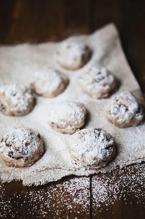 Snowball cookies | Decorated cookies, etc. | Pinterest