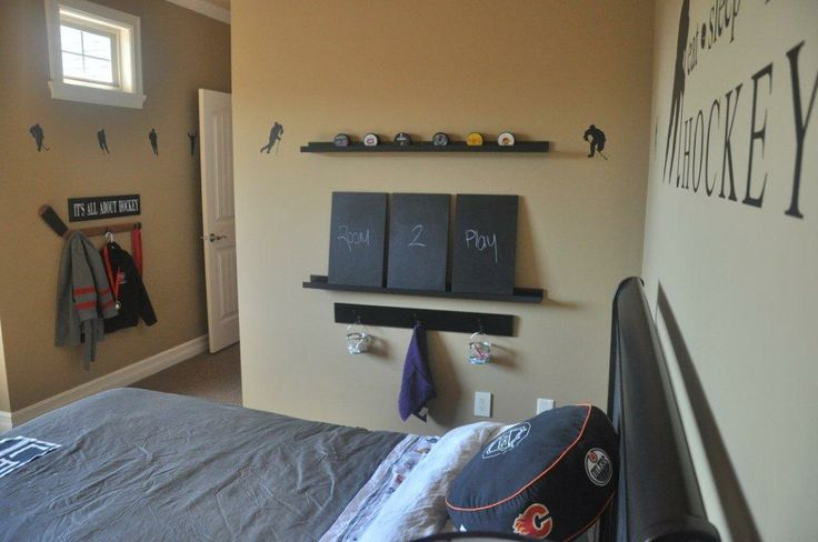 hockey bedroom ideas for boys hockey room for boys homeworks etc