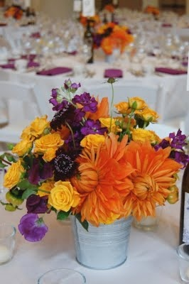 Pin by maxit flower design on color combinations pinterest - Violet and orange combination ...
