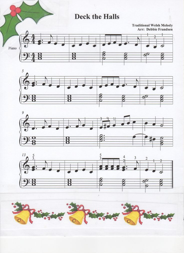 Pin by Debbie Frandsen on Piano Sheet Music, Let's Play Music! | Pint…