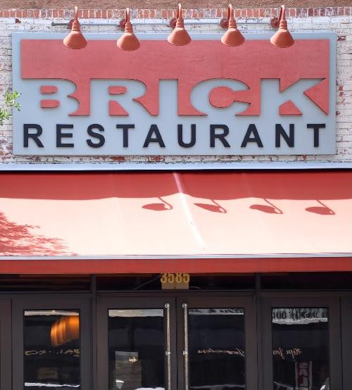 The Brick Restaurant Jacksonville