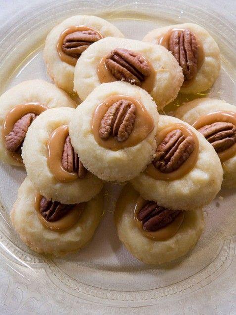Caramel Pecan Cookies - iVillage