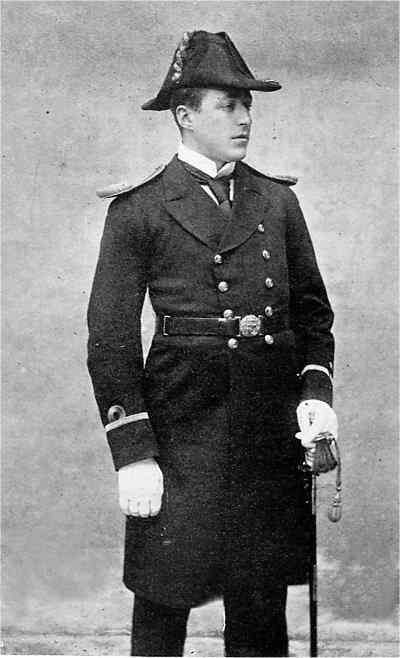 1897 Royal Naval Uniform Regulations