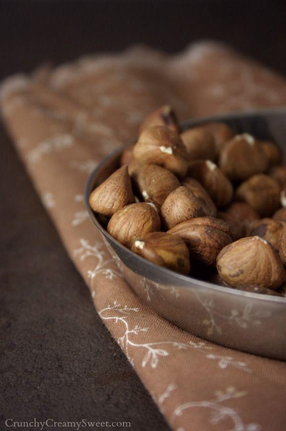 Homemade Nutella (Chocolate Hazelnut Spread) | Recipe