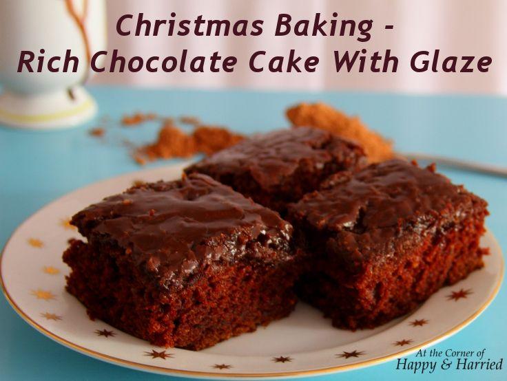Simply The Best Chocolate Cake | Cake | Pinterest