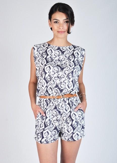 Sam & Lavi Kiah Romper - Rompers - Womens Online Clothing Boutique