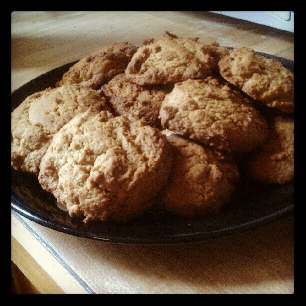 Peanut butter x apple butter cookies. | I Have The Munchies. | Pinter ...