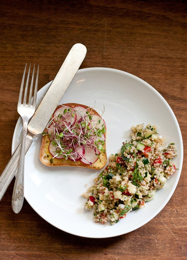 Quinoa Tabbouleh Salad | Recipes | Pinterest
