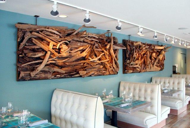 Driftwood Wall Art All Things Wood Pinterest