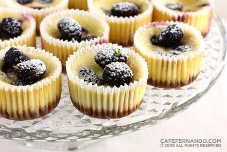 Lemon Cheesecake Cupcakes Recipe — Dishmaps