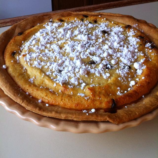 Ricotta pie | Food & Drink that I love | Pinterest