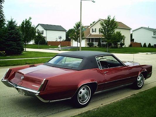 Cadillac eldorado 1967 1967 cadillac eldorado