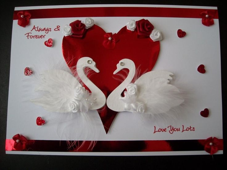 luxury handmade valentine cards