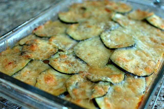 Zucchini Gratin | Food ideas | Pinterest